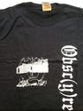 Obsc(y)re. Logo. Tshirt.